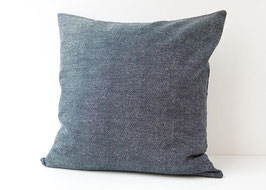 SHIKAKU Cushion Samekomon Indigo blue