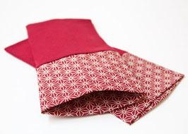 Wristlets AME-M Asanoha Red