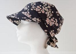 Headscarf SORA Yozakura Black