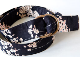Belt MACHI Yozakura Black