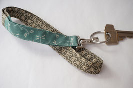 Key band ITO Asanoha Olive green