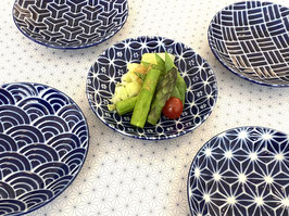SEIKA - 5 small plates