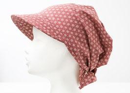 Herdscarf SORA Asanoha Red