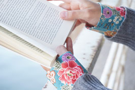 Wristlets AME-S Hanazono Turquoise