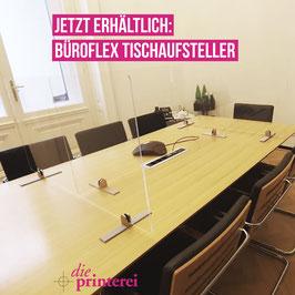 BüroFLEX Plexiglas® Tischaufsteller