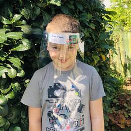 Gesichtsschutz Vollvisier für Kinder