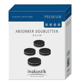 Inakustik Premium Doublette 4er Set