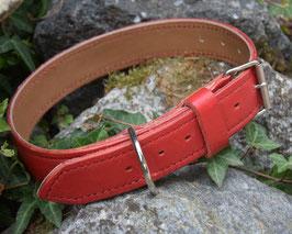 Collier Classique Rouge