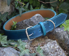 Collier Classique Bleu-Nuit