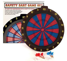 Safety Dart Scheibe