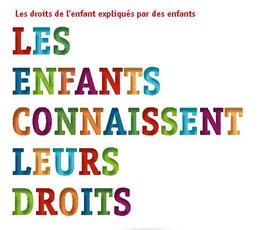 un livre d'images pour la journée des droits de l'enfant 2017 (F)