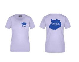 T-Shirt Frauen lilac
