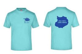 T-Shirt Männer mint