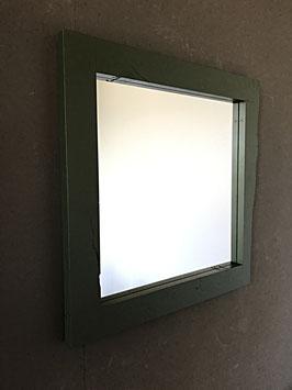 Wandspiegel  Waldgrün