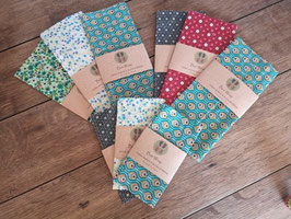 Bee Wrap rectangle - différentes tailles