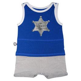 Singlet kobalt sheriff