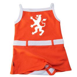 Tromper jurkje oranje Holland