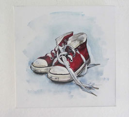 """""""The first shoes"""""""