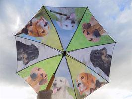 """Regenschirm """"DOGS"""""""