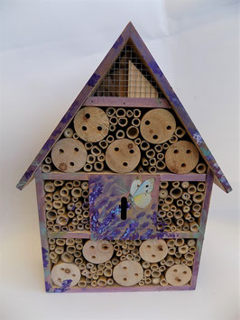 "Insektenhotel ""Lavendel"""