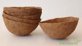 Kokospflanzschalen
