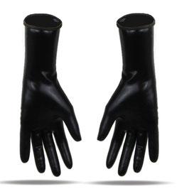 LatexDreamwear – Handschuhe kurz 3D getaucht 0,6mm