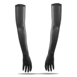 LatexDreamwear – Handschuhe superlang schwarz