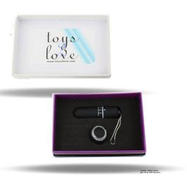 Toys2Love – Wireless Finger Mini Vibrator schwarz
