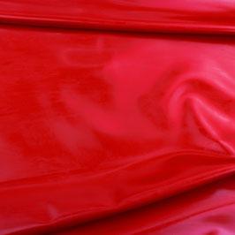 LatexDreamwear – Meterware Latexbahn, Farbe rot  Stäke  0,4 mm