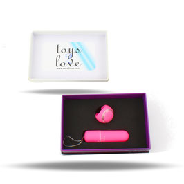 Toys2Love - Wireless Finger Mini Vibrator pink