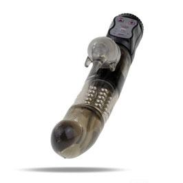 Easytoys  - Delfin G-Punkt Vibrator in Schwarz