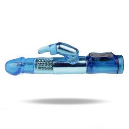Easytoys - Rabbit Vibrator in Blau