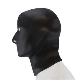 LatexDreamwear - Makse mit Öffnungen f. Augen u. Nase getaucht 0.3