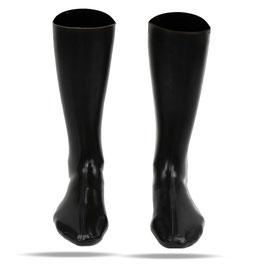 LatexDreamwear – Socken Wadenhoch 0,4 mm