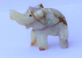 Aragonit Elefant
