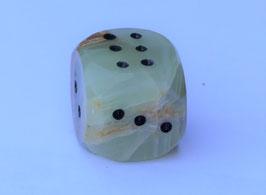 Würfel Aragonit ca 1,5 x 1,5 cm