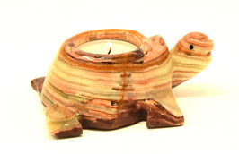 Schildkröte Aragonit ca 10cm