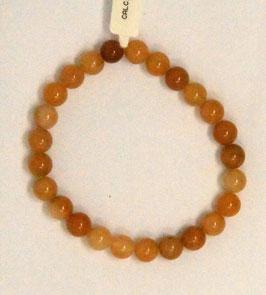 Armband Calcit Orange