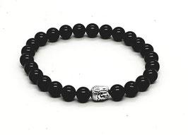Armband Turmalin mit Buddha