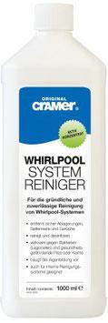 CRAMER Whirlpool System-Reiniger 1000 ml