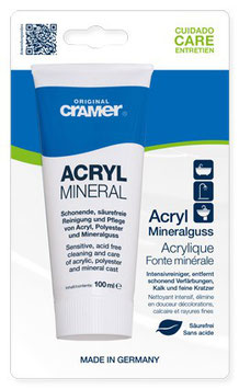 CRAMER Acryl/Mineralguss Tube 100 ml