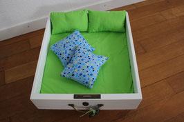 Schubladen Bett
