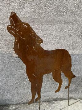 Wolf (rostig)