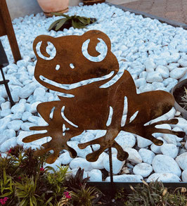 Frosch 1 (rostig)
