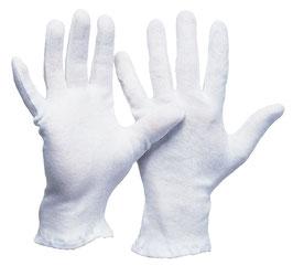 Baumwoll-Trikot-Handschuhe