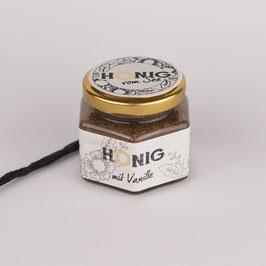 Honig mit Vanille - cremig