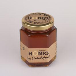 Honig vom Lindenhofpark - flüssig