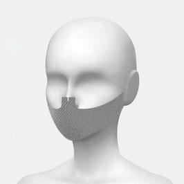 Klebemasken Grau