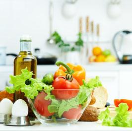 Ernährungsplan (inkl. Kcal. & Makros)