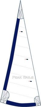 Catalina 25 Standard Rig Bluewater Cruise 110% Furling Jib